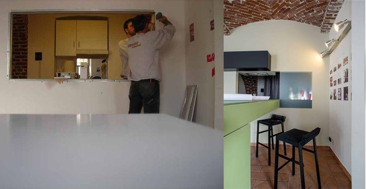 IDEeA Studio Prima e Dopo  (Venaria Reale, Torino Appartamento LAGO)