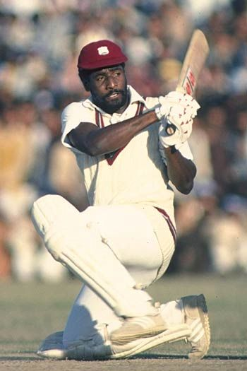 "Former West Indian captain and batting legend Sir Vivian Richards on Tuesday was named the ""All Time Greatest One day International cricketer in history""."