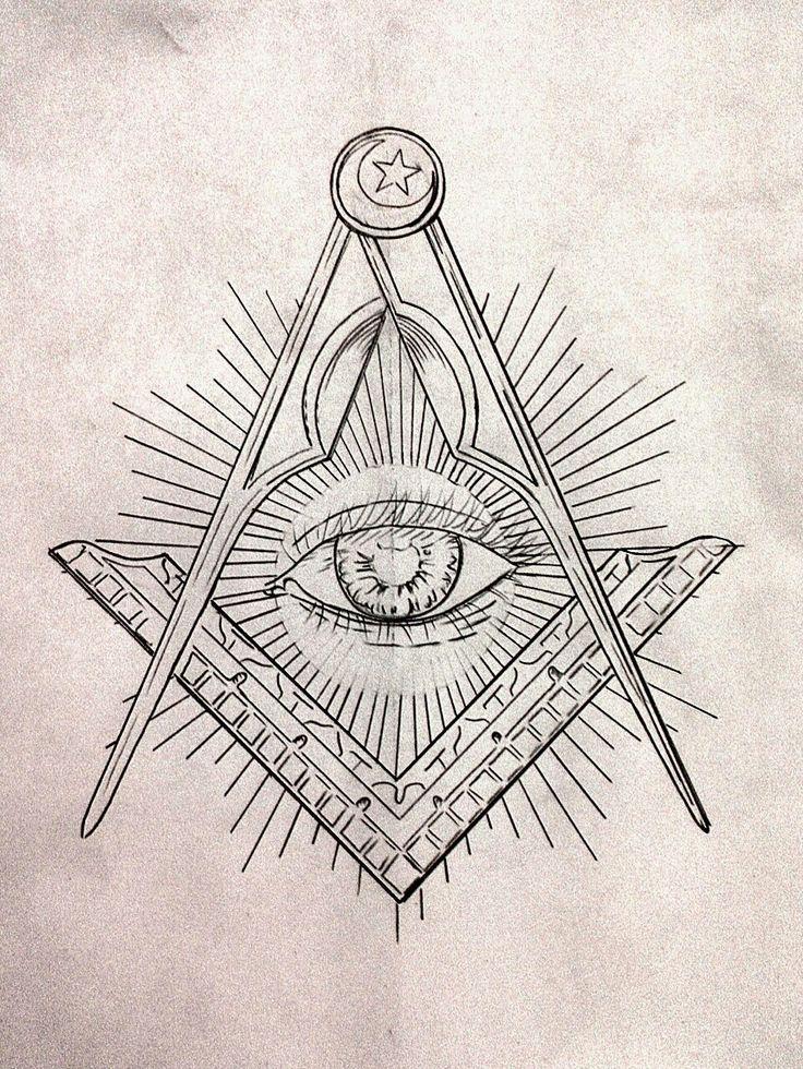 gran arquitecto del universo simbolo