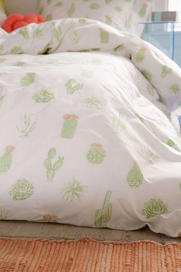 slide view 3 cactus icon duvet cover home decor pinterest. Black Bedroom Furniture Sets. Home Design Ideas