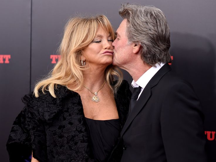 Goldie Hawn and Kurt Russell are Leading Separate Lives Under One ...