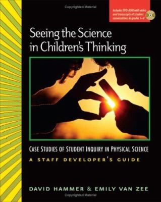 a field guide to the science classroom with authentic examples presented in written and video form. It's a great way for staff developers to train teachers' eyes and ears to pick up the analysis and ideas of students as they occur in the wild of classroom conversations.