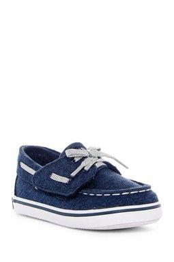 Bahama Crib Boat Shoe (Baby) Sperry @ HauteLook