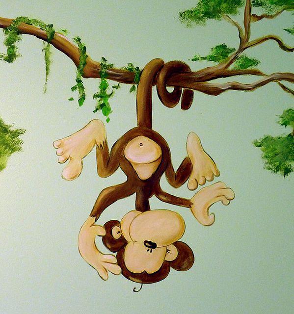 Lion King Nursery Mural