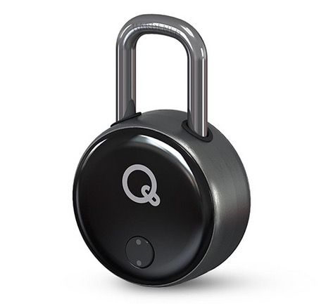 The QuickLock, A Padlock That Unlocks Using Bluetooth and NFC Technology