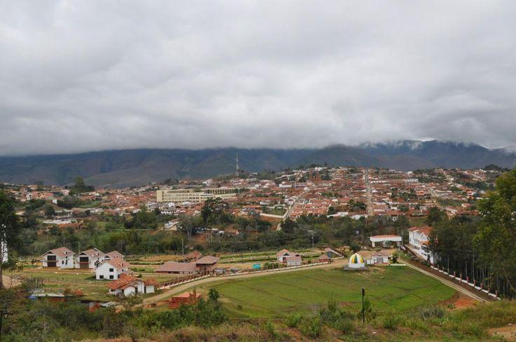 Zapatoca Santander Colombia Foto El Frente
