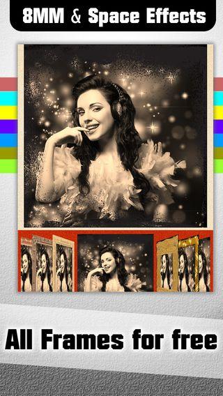 「WowMe studio plus photo space effects」無料セール中! ー 多彩な写真編集アプリ