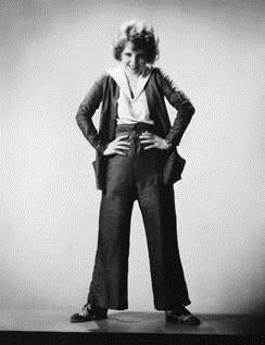 More Inspiration for Ellis Eton: Clara Bow, the original 'It Girl'