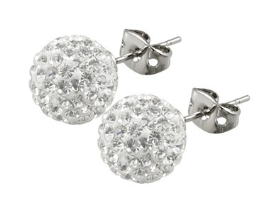 Tresor Paris Earrings - December 2012 - a gift to myself