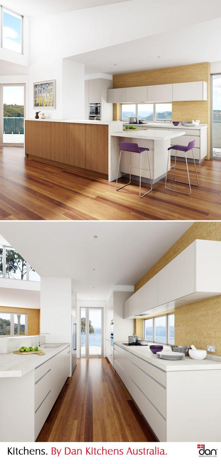 346 best kitchens modern australian design images on pinterest kitchen designs kitchen on kitchen cabinets modern contemporary id=85654