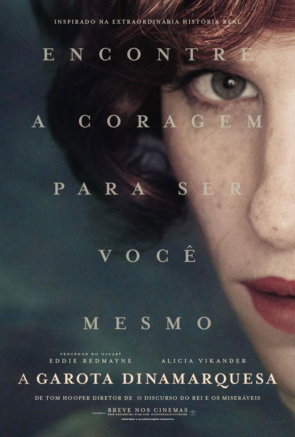 FILME LINDO, DELICADO, E COMOVENTE A-Garota-Dinamarquesa-poster