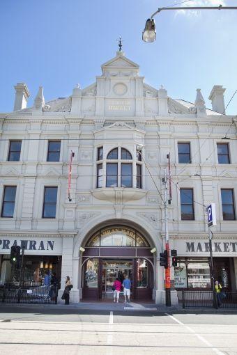 About Prahran Market Melbourne Australia