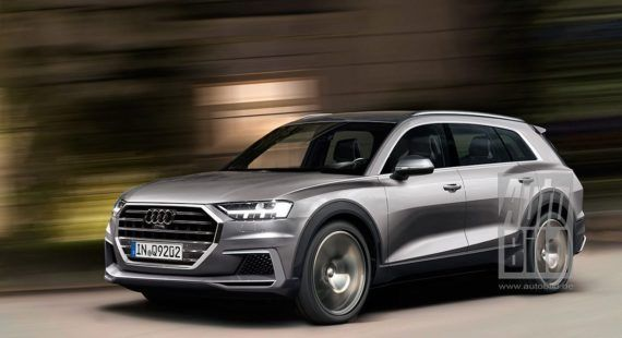 2020 Audi Q7 Overview, Redesign, Release Date | Audi q7 ...