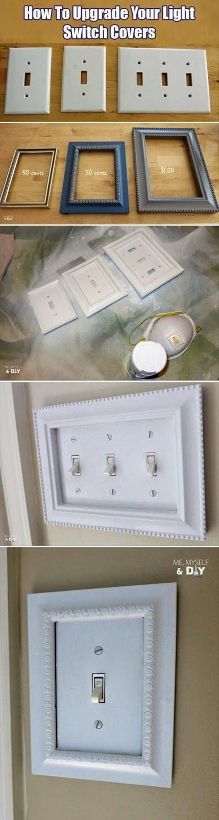 Craft Project Ideas: 31 Easy DIY Upgrades That Will Make Your Home Look More Expensive: