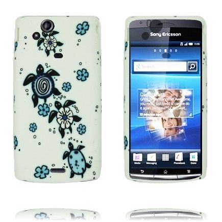 Symphony (Blue Turtle) Sony Ericsson Xperia Arc Cover