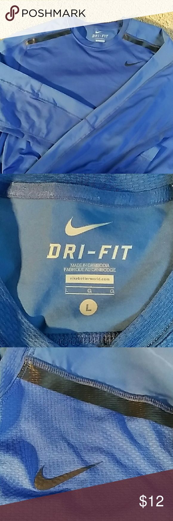 Nike  Dri-Fit Great for workouts or disk golf Nike Shirts