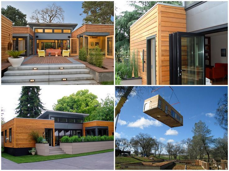 Best 25 prefabricated home ideas on pinterest prefab for Modern prefab house plans