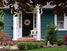 70 Best Images About House Paint Combos On Pinterest