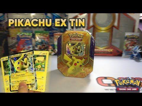 What is that - Opening Pokemon Pikachu EX Tin :) tin full of Pikachu cards #Pokemontcg #Pokemon #pokemoncards #pikachuex #pikachutin #pikachucards https://youtube.com/watch?v=1T1yufI5fBw