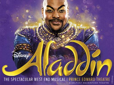 Aladdin musical tickets