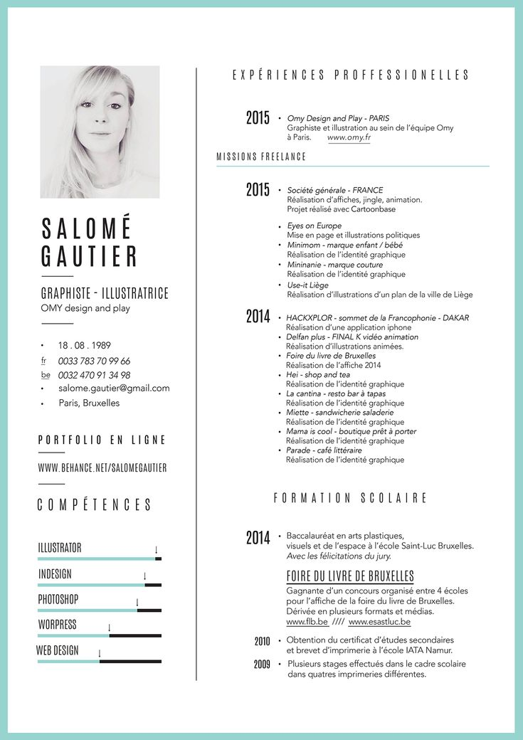 1377 best resumes images on pinterest