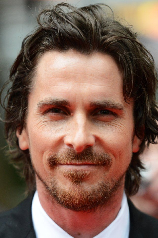 alrighty @Paige Van Wagoner, I think I have come to terms with the fact that Christian Bale is a pretty good looking guy :)