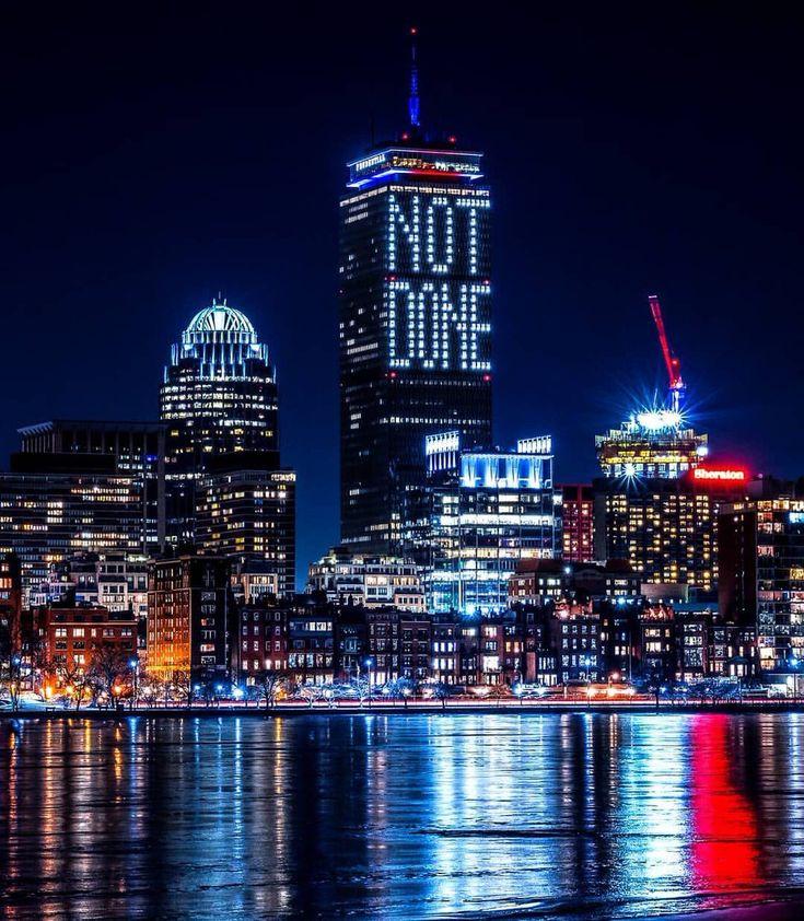 New England Patriots | PATS | Prudential Center #NotDone #GOPATSGO #NewEnglandPatriots