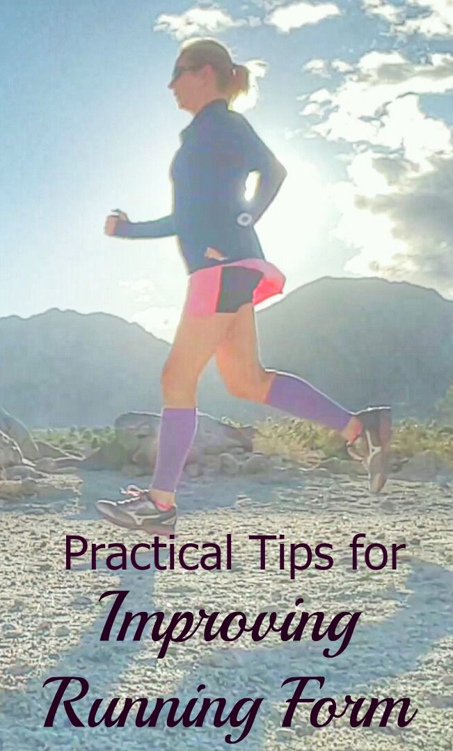 Poor running form can lead to poor performance and injury. Here are some practical tips, drills, and suggestions that will help you understand and take steps for improving running form.