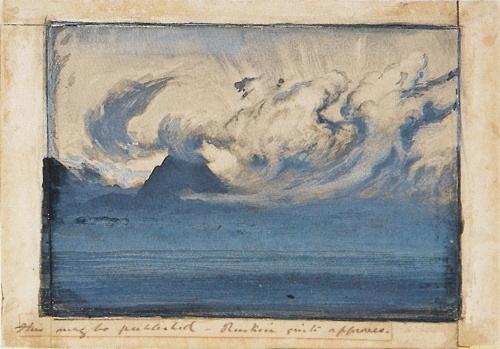 John Ruskin • Clouds