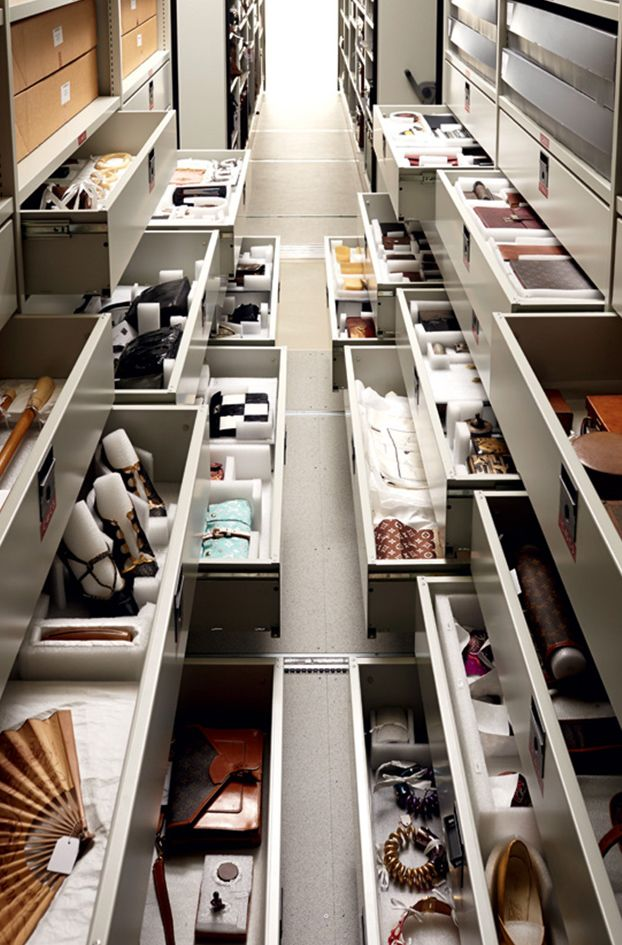 ASNIÈRES, a suburb of Paris | LOUIS VUITTON] which houses LV's archives and an exhibition space