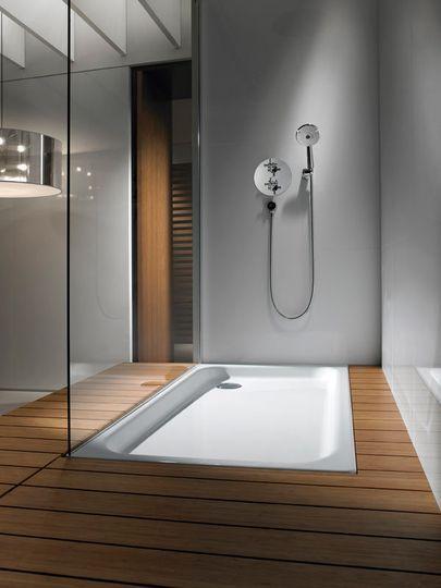 1000 id es sur le th me receveur douche sur pinterest for Fond de douche italienne