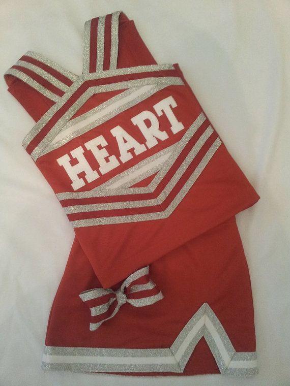 Custom Cheer Uniform by BragginBling on Etsy, $54.99