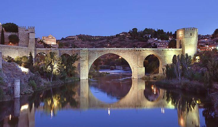 Puente de San Martín -Toledo