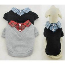 Small Medium Dog Apparel  T-Shirt  Product Code: DTFC-019 Availability: In Stock Price: $10.99