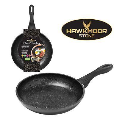 28cm Hawkmoor Stone Frying Pan