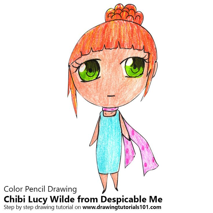 Chibi Lucy Wilde from Despicable Me