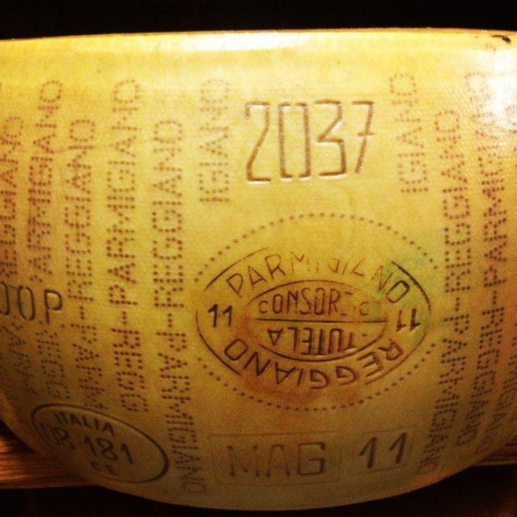 Il nostro Parmigiano Reggiano Giansanti Di Muzio