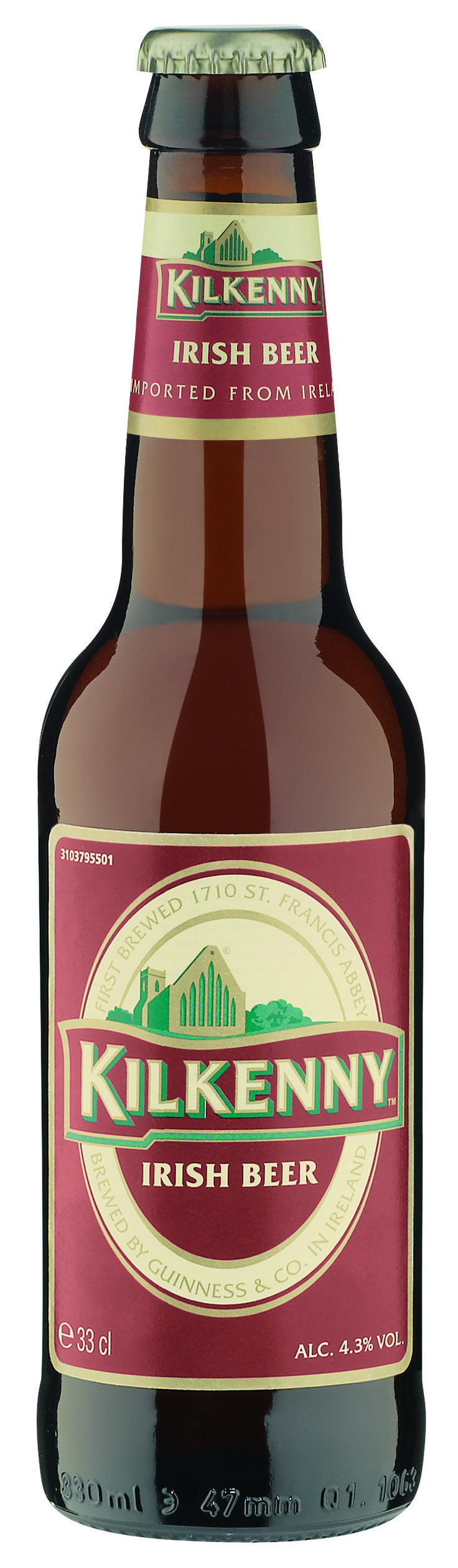 Kilkenny bière Irlandaise 4-pk - Kilkenny - Bières irlandaises - Bières et Cidres - 50213283 - Alloboissons