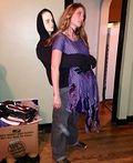 Serial Killer & his Victim Illusion Costume - 2013 Halloween Costume Contest