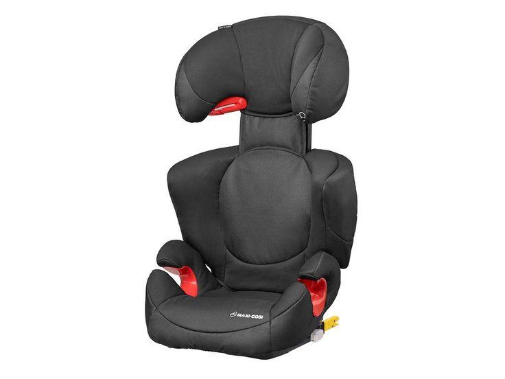 Maxi-Cosi Rodi XP Fix Group 2 3 Car Seat Night Black