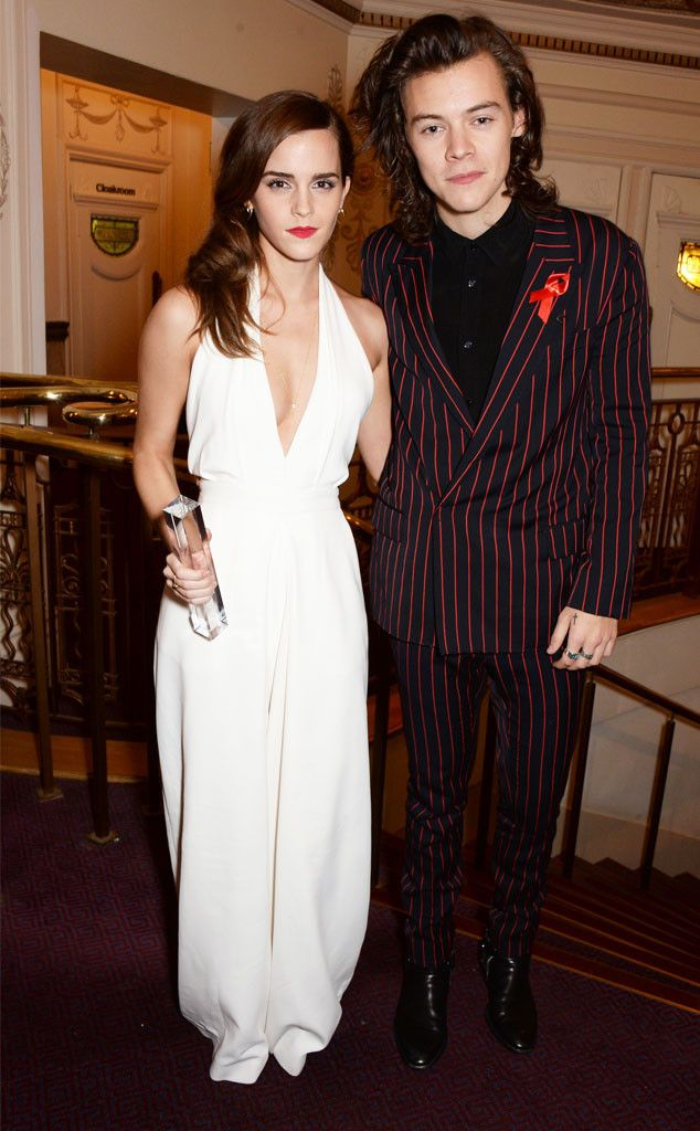 Emma Watson and Harry Styles aren't technically a couple...but the internet wants them to be!