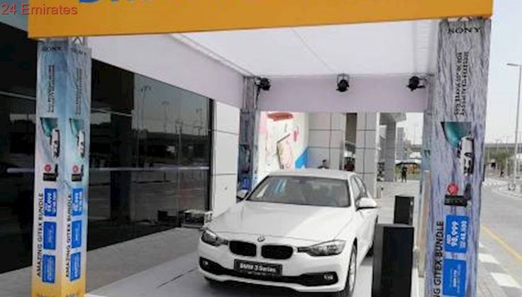 Gitex deal of the day: Buy Sony TV and 2017 BMW car and save Dh48,500