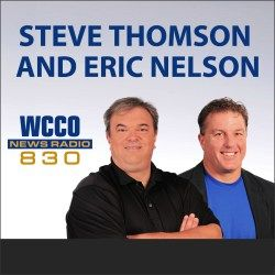 Steve Thomson and Eric Nelson