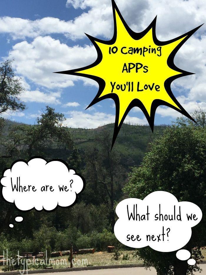 Voici le top 10 des applications de camping qui peuvent être téléchargées gratuitement et qui vous aideront …   – Camping for Families on a Budget