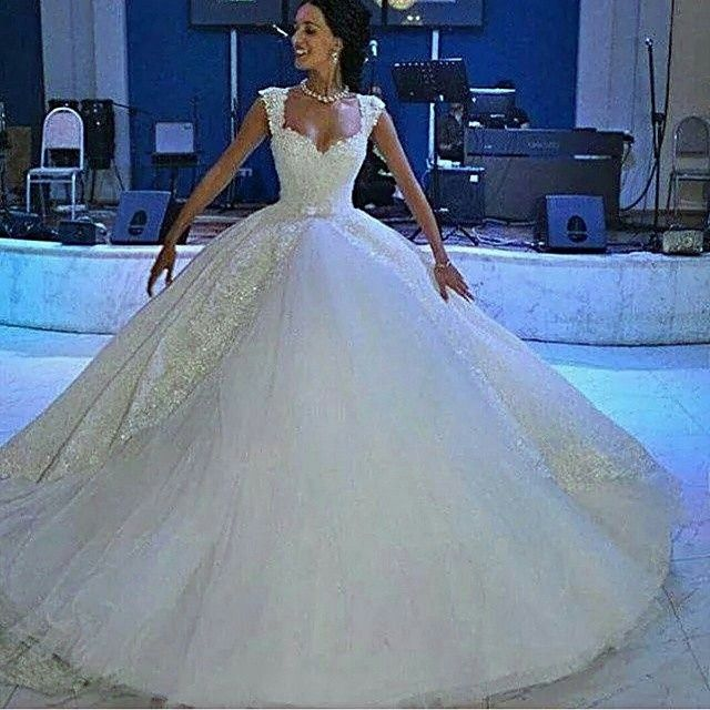 54 best Ball Gown (princess) Wedding Dresses images on Pinterest ...