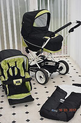 Emmaljunga City Cross Kinderwagen & Sportwagen ( Bilder in Beschreibungsparen25.info , sparen25.com