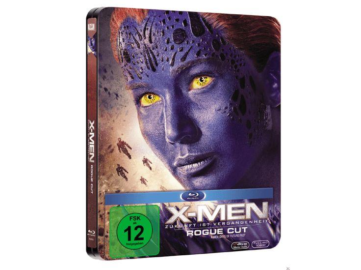 X-Men: Zukunft ist Vergangenheit (Rogue Cut) - (Steelbook)