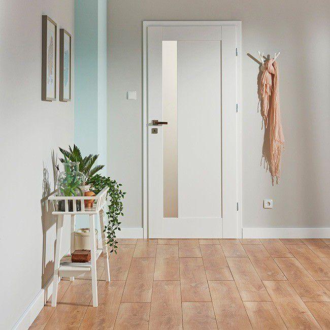 Drzwi Pokojowe Fado 80 Prawe Kredowo Biale Drzwi Jednoskrzydlowe Drzwi I Klamki Drzwi Wewnetrzne Wykonczenie Home Decor Home Decor