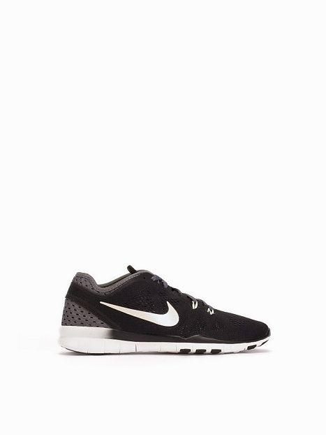 W Nike Free 5.0 Tr Fit Breathe - Nike - Sort / Hvid - Sko Træning - Sportstøj - Kvinde - Nelly.com