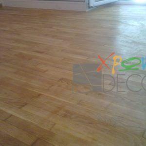 Δώστε νέα ζωή στο ξύλινο πάτωμα σας με επαγγελματικό γυάλισμα παρκέ (ξύλινα πατώματα) | ΧΡΩΜΑ DECOR